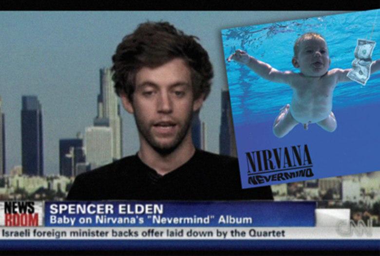 Veja como est  225  o beb  234  da capa de Nevermind  do Nirvana - Fotos - R7    Spencer Elden 2014
