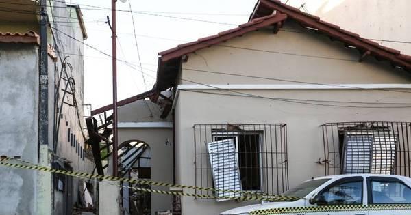 Casa na zona leste explode após vazamento de gás - Notícias - R7 ...