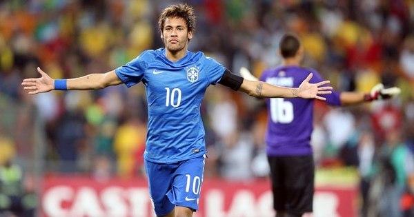 Pesquisa aponta Neymar como queridinho da torcida brasileira ...
