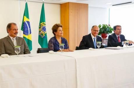 Dilma libera R$ 2,6 bilhões para ajudar São Paulo com crise da água