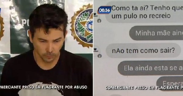 """Empresário pedófilo é preso em flagrante no Rio; """"infelizmente ..."""
