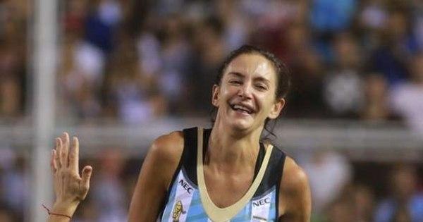 Luciana Aymar, a atleta argentina que superou Maradona e Messi ...