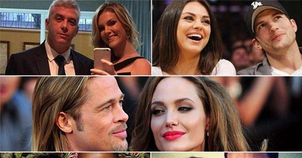 """""""oun"""": conheça os casais famosos que são os queridinhos do público"""