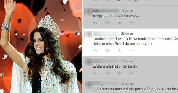 Melissa Gurgel, do Ceará, é eleita Miss Brasil e vira alvo de racismo ...
