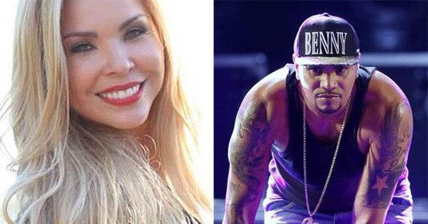 Funkeira e Deputada Verônica Costa diz ter revelado o cantor Naldo