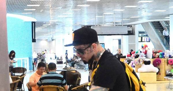 Após Nicole Bahls discutir com segurança em aeroporto, Tico Santa ...