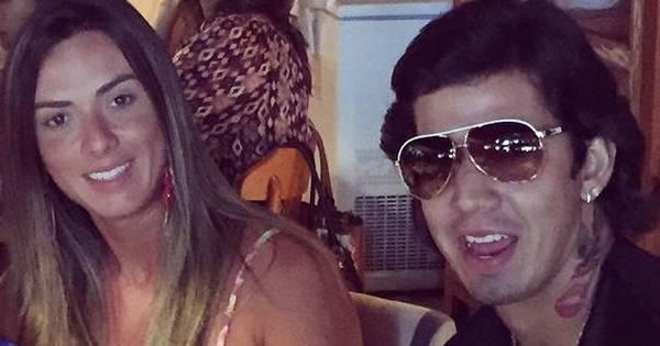 Juntos novamente? Nicole Bahls aparece com o ex, Victor Ramos ...