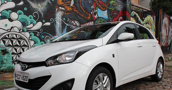 Teste: editor do R7 acelera Hyundai HB20 pela primeira vez após ...