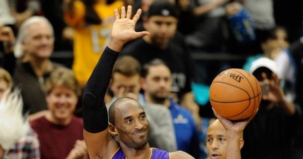 Adeus, Kobe! Números, frases e homenagens na despedida do ...