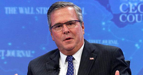 Jeb Bush declara apoio a Ted Cruz para indicação republicana ...