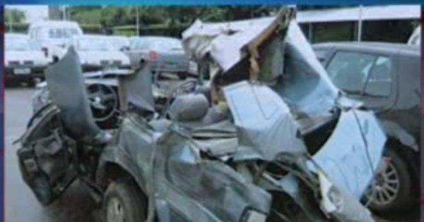 Homem que causou acidente com morte por dirigir a 170 km/h na ...