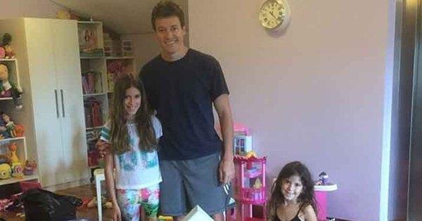 Filhas de Rodrigo Faro doam seus brinquedos para fazer o Natal de ...