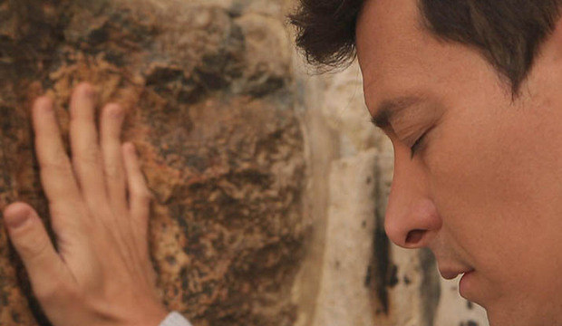 No próximo domingo (21), Rodrigo Faro mostra os passos de Jesus Cristo na Terra Santa