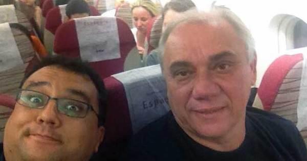 Marcelo Rezende e Geraldo Luís vão viajar juntos - Entretenimento ...