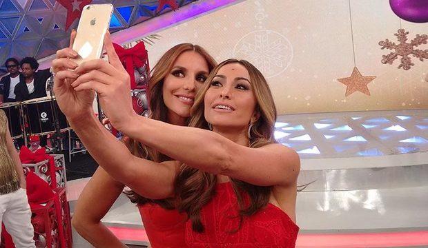Muitas selfies e agito! Ivete Sangalo causa alvoroço na plateia da atração da Japa