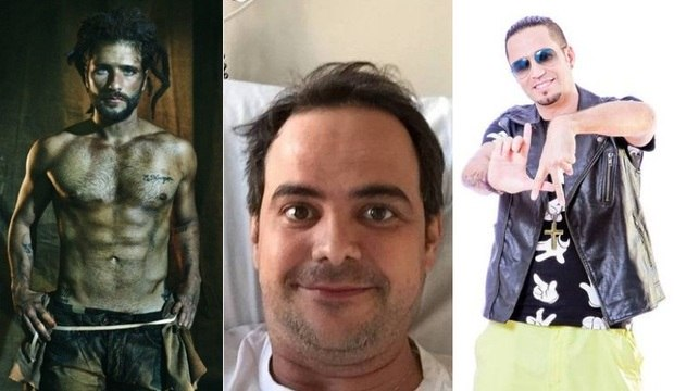 Bruno Gagliasso nu, internação de Carioca<br />e Latino prestes a ser preso são destaques