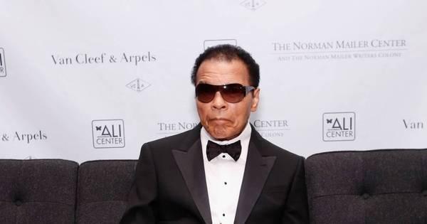 Muhammad Ali volta a ser internado por conta de infecção urinária ...
