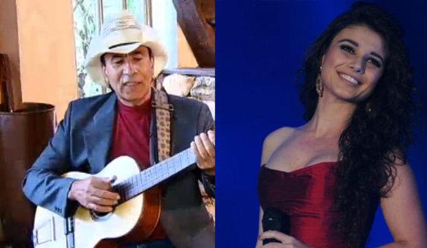 Osvaldo Fernandes consegue gravar disco, mas diz que sente falta da sua filha, Paula Fernandes