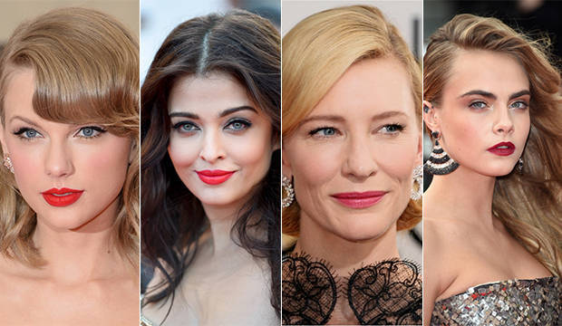 Elas arrasaram: confira a seleção das melhores maquiagens das famosas em 2014