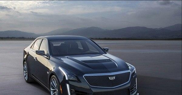 Sem controle de velocidade, Cadillac CTS-V atinge os 322 km/h para