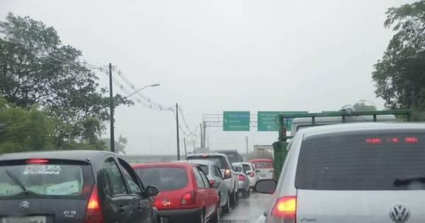 Chuva prejudica tráfego em rodovias de São Paulo - Notícias - R7 ...