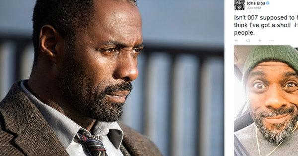 Email vazado revela que Idris Elba está no planos da Sony para ser ...
