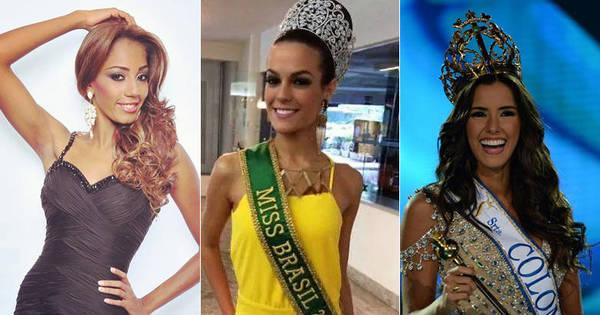 Está chegando a hora! Conheça as 67 beldades candidatas ao Miss ...