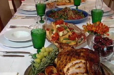 Ceia de Natal está, em média, 10,9% mais cara neste ano, diz Procon-SP