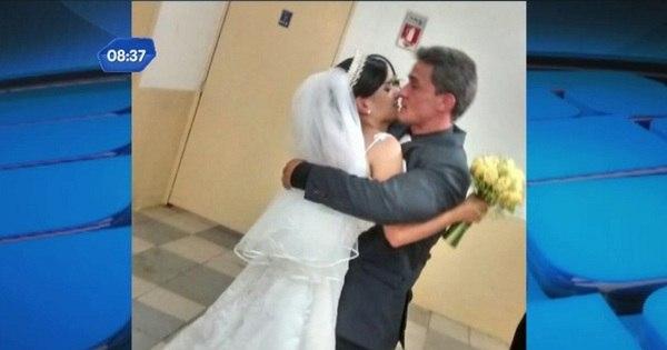 """Ex- namorado de Suzane Richthofen se casa durante """"saidão"""" de ..."""