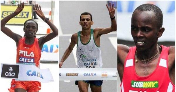 Relembre os últimos campeões da corrida de São Silvestre - Fotos ...