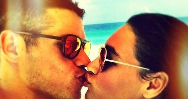 Débora Nascimento faz declaração de amor para José Loreto ...