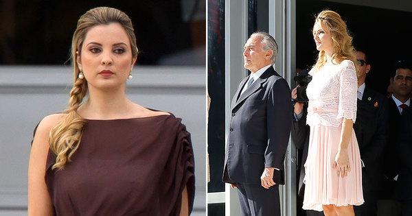 Beleza de Marcela Temer volta a chamar a atenção na posse de ...
