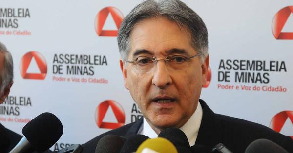 """Minas poderá ter """" racionamento severo"""" em três meses, diz Pimentel"""