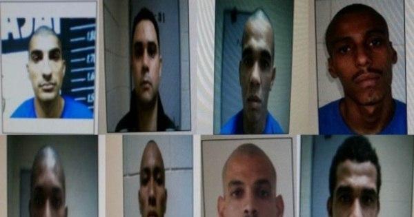 Oito detentos fogem de presídio durante rebelião em Sergipe ...