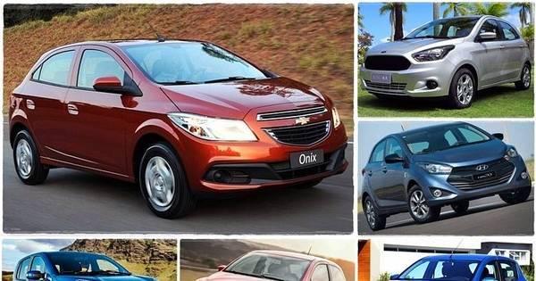 Veja os preços de dez carros populares com o novo IPI - Fotos - R7 ...