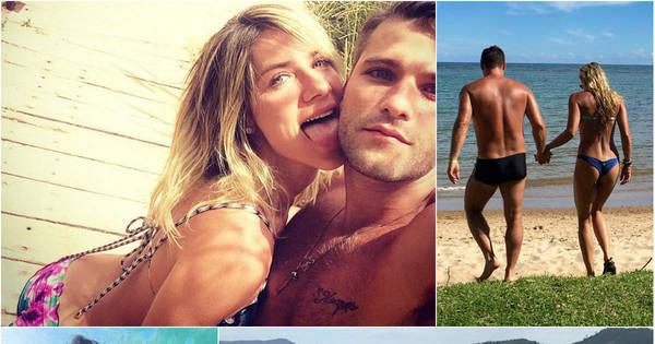 Só love! Veja quem são as famosas que curtem o verão muito bem ...