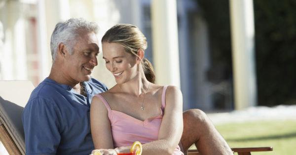 Relacionamento com grande diferença de idade pode dar muito ...