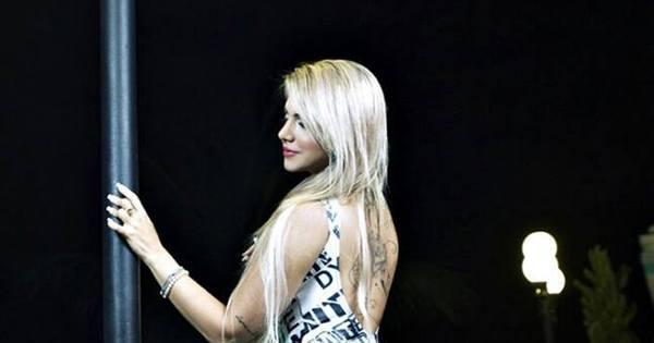 """Bruna Canuto, """"inimiga"""" de Nicole Bahls, é musa da Grande Rio ..."""