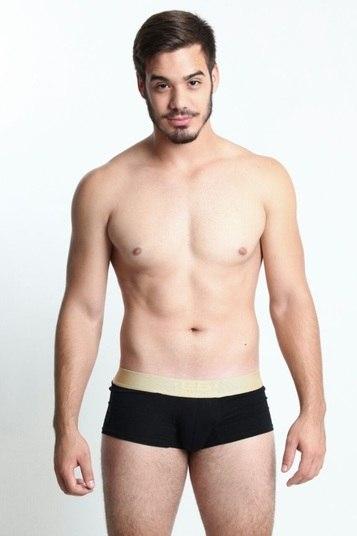 A Vila Planalto é representada por Victor Santiago, que tem 17 anos. Ele é estudante e tem 1,77m