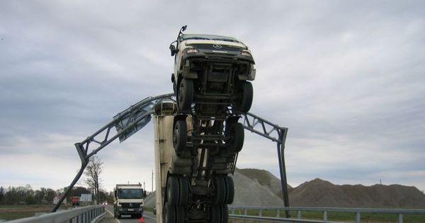 Difícil de acreditar: veja os acidentes mais bizarros do mundo ...