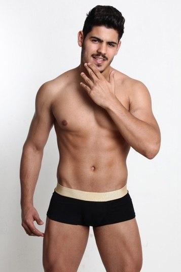 O Lago Norte está na disputa com Lucas Araújo, de 1,85m. Com apenas 19 anos, o candidato é estudante e modelo