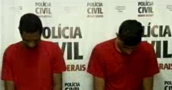 Dupla é presa por matar funcionário de loja de material esportivo ... - R7