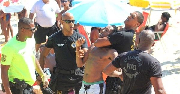 Domingo com muito calor e roubos nas praias lotadas do Rio de ...