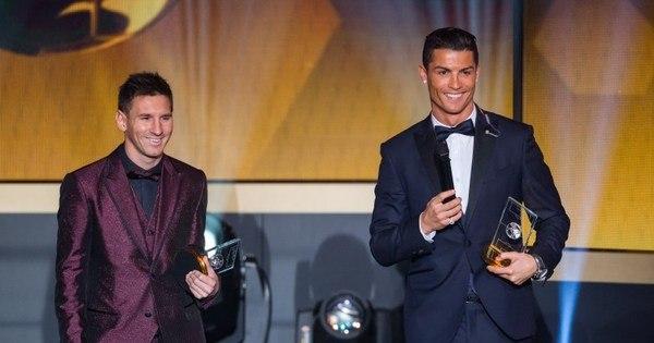Boa fase de CR7 pode forçar Messi a procurar outro time para jogar ...
