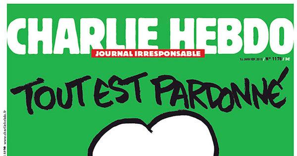 Alvo de atentado, jornal Charlie Hebdo terá edição especial para ...