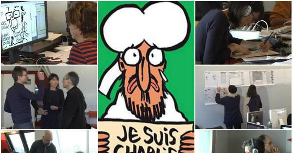 Alvo de ataque no ano passado, Charlie Hebdo volta a receber ...
