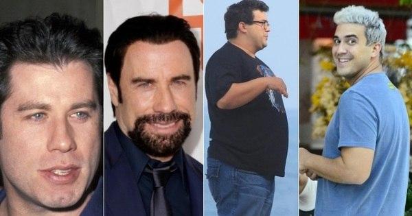 Eles entraram na faca! Confira os homens famosos que já fizeram ...