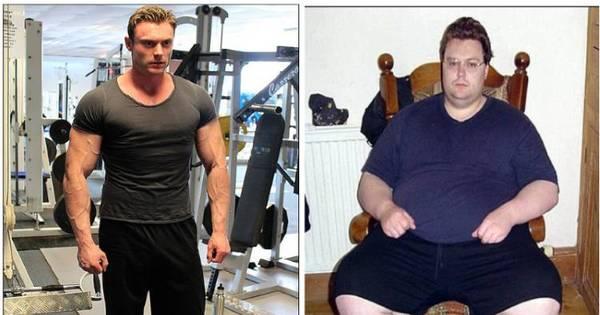 Após tentar suicídio, obeso mórbido emagrece 114 kg e vira gato ...