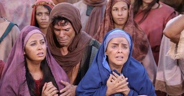 Igor Rickli e Paloma Bernardi viram Jesus e Maria na Paixão de ...