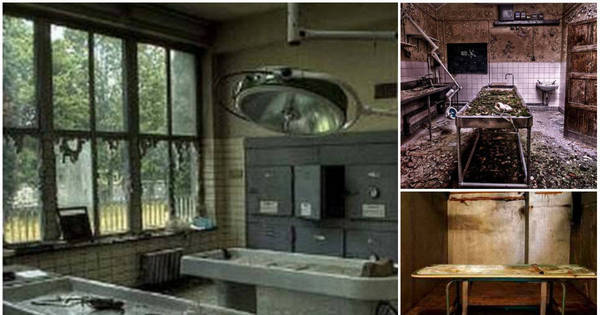 Terror! Necrotérios e hospitais abandonados tem histórias ...